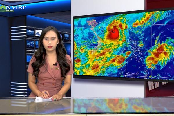 Bản tin Thời sự Dân Việt ngày 23/10: Bão số 8 có thể gió giật cấp 15 và những hình ảnh ấm lòng mùa lũ