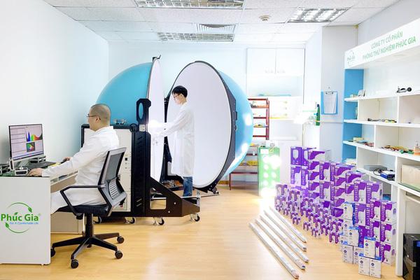 Phòng thử nghiệm Phúc Gia – Đơn vị thử nghiệm đa ngành