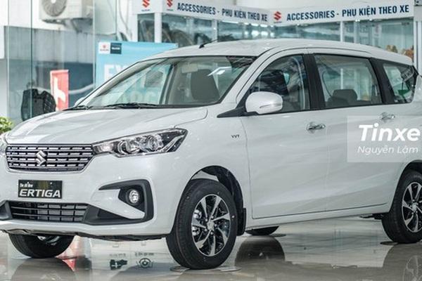 Suzuki Ertiga lùm xùm về hộp số, đại lý giảm giá bán nhằm kéo khách