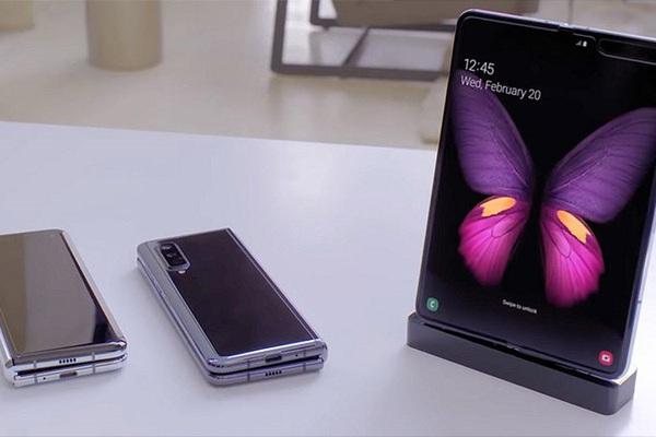 Điện thoại màn hình gập Samsung Galaxy Fold thế hệ mới có công nghệ đỉnh cao ra sao?