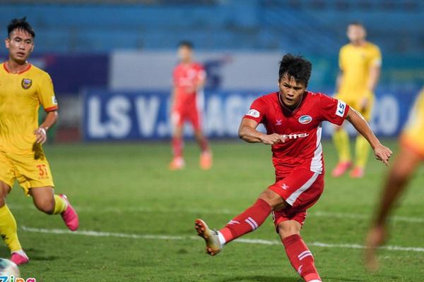 Cựu đội trưởng U19 Việt Nam lập siêu phẩm, Viettel lại khiến Hà Nội FC phải cố gắng!
