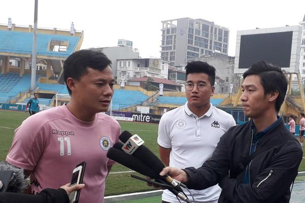"""Hà Nội FC đá Viettel, Phạm Thành Lương chỉ ra """"chìa khóa""""!"""