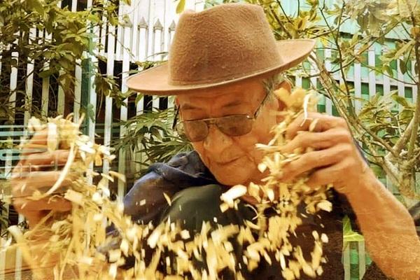 An Giang: Ông nông dân hơn 90 tuổi kỳ lạ và lan truyền câu chuyện 40 năm tìm thuốc cứu người