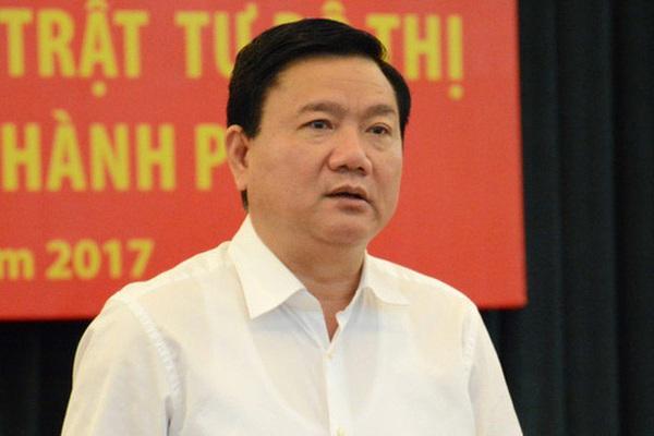 Ông Đinh La Thăng có động cơ cá nhân trong dự án cao tốc TP.HCM - Trung Lương