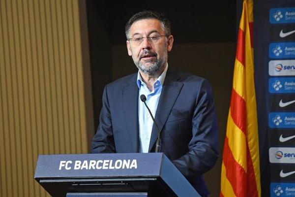 """Đây! Lý do Barca lâm vào cảnh """"chúa Chổm"""" dưới thời Jose Bartomeu"""