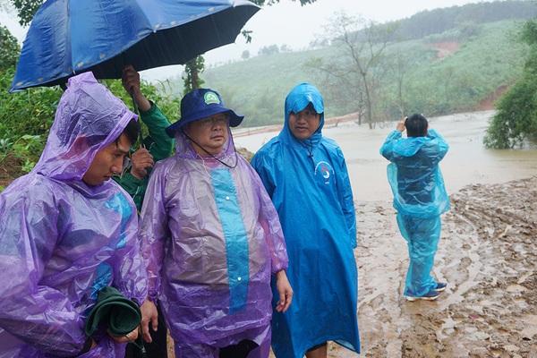 Thủy điện tích nước vô lối ở tỉnh Kon Tum: Bão số 9 sầm sập, vẫn ngoan cố tích nước trái phép