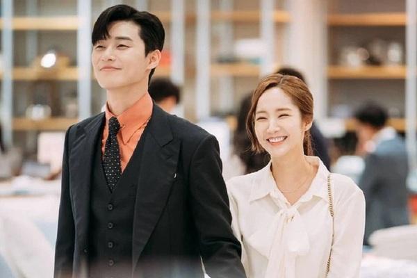 """Park Seo Joon bất ngờ bị """"soi"""" bằng chứng bí mật hẹn hò Park Min Young gây xôn xao"""