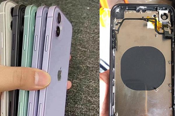 """Trung Quốc: """"Biến hoá"""" iPhone 11 thành iPhone 12 với giá bất ngờ"""