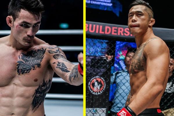 """""""Đại chiến"""" 2 võ sĩ gốc Việt, Thành Lê hạ knock-out Martin Nguyễn"""