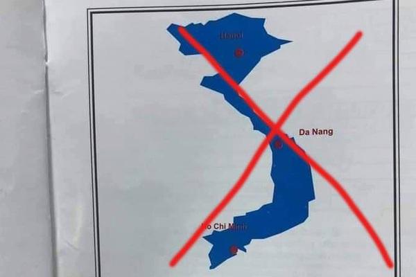 Bản đồ không có quần đảo Hoàng Sa, Trường Sa trong sổ bảo hành, Công ty Ford Việt Nam giải thích như thế nào?
