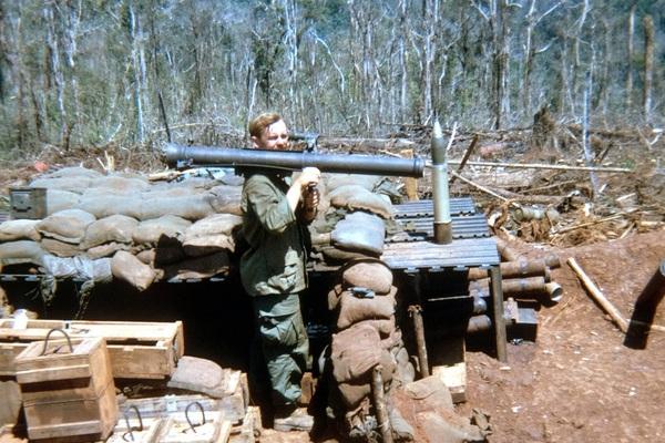 Súng không giật M67 của Mỹ sử dụng sai mục đích trên chiến trường Việt Nam