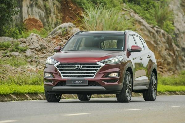 Những điểm hấp dẫn của Hyundai Tucson