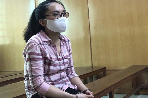 Vết trượt dài của một nữ sinh trường y