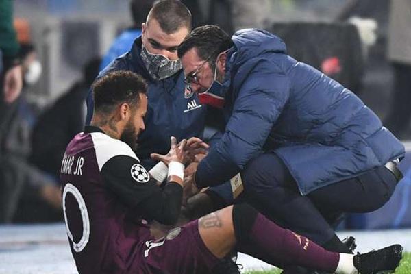 HLV PSG ấn định thời điểm Neymar trở lại từ chấn thương