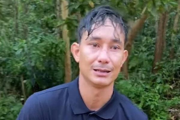 """Người đàn ông với đôi mắt ngấn lệ từ Trà Leng: """"Em chỉ xin đi nhờ xe, em không cần tiền"""""""