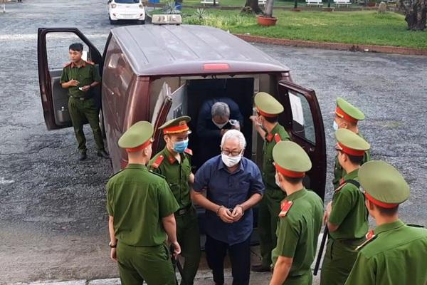 Đóng vai trò chủ mưu trong vụ án, Trần Phương Bình tiếp tục bị đề nghị án chung thân
