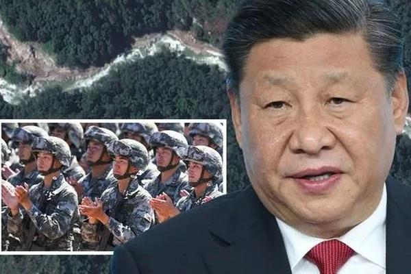 Ảnh vệ tinh phát hiện con đường bí mật Trung Quốc không muốn Ấn Độ biết