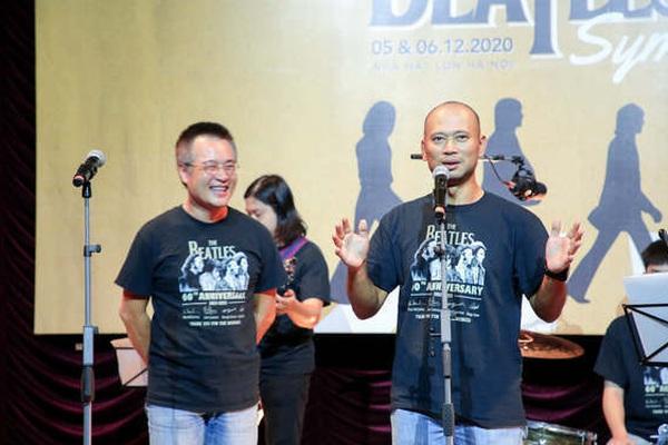 Fan Việt háo hức ký lá thư mời Paul McCartney tới dự đêm nhạc The Beatles Symphony