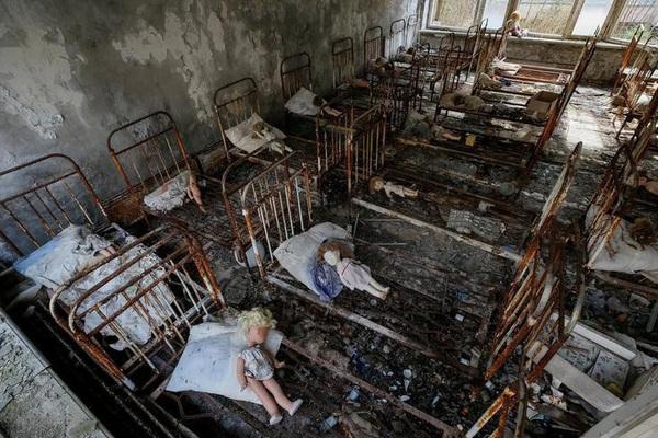 Ám ảnh hậu quả thảm họa hạt nhân xảy ra 34 năm trước