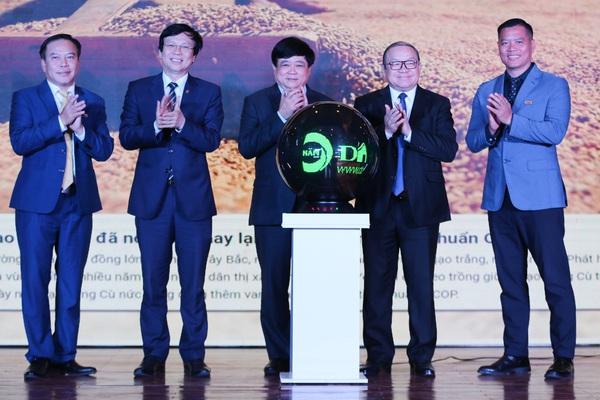 Ảnh: Toàn cảnh Lễ kỷ niệm 10 năm thành lập báo điện tử Dân Việt