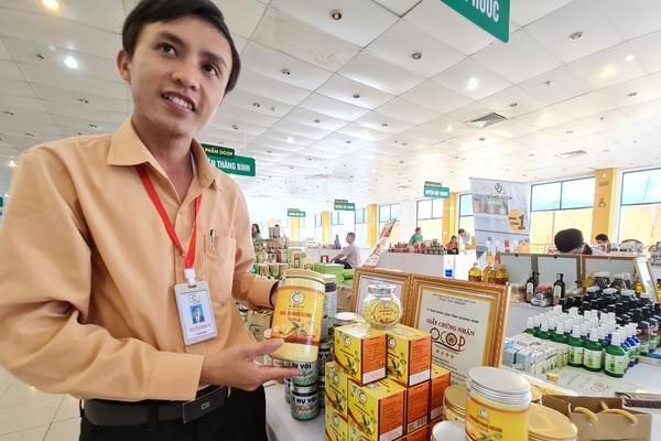 Quảng Nam: Đưa nông sản, đặc sản của nông dân có gắn sao bán ra thị trường toàn quốc