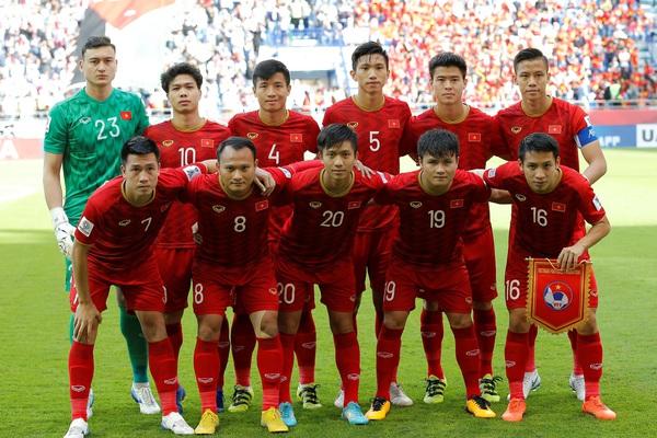 BXH FIFA tháng 11/2020: ĐT Việt Nam tăng 1 bậc, vẫn là số 1 ĐNÁ