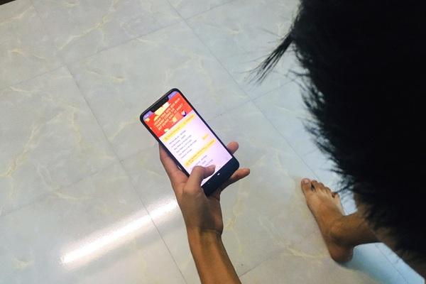 """Sập bẫy """"bánh vẽ"""" từ ứng dụng kiếm tiền online """"bàn tay vàng"""" - Golden Hand"""