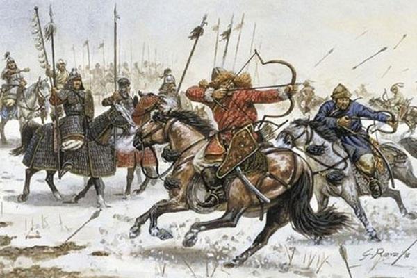 Cung thủ giỏi nhất Mông Cổ suýt bắn chết Thành Cát Tư Hãn là ai?