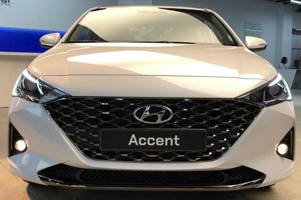 """3 thay đổi """"vàng"""" của Hyundai Accent 2021 về Việt Nam"""