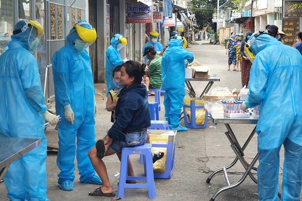 Đà Nẵng: Một trường hợp liên quan đến bệnh nhân Covid-19 số 1347 được cách ly