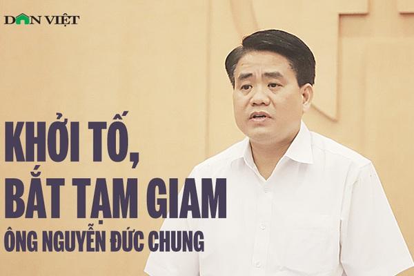 Xét xử kín ông Nguyễn Đức Chung căn cứ theo quy định pháp luật nào?