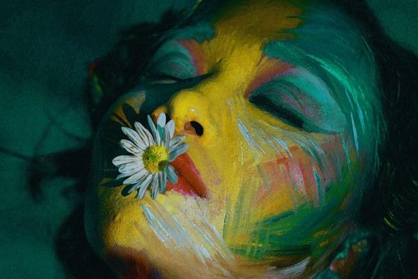 """Live - Colors: Giới trẻ thích thú với trào lưu """"biến"""" mình thành tranh"""