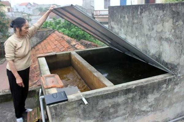 Người tiêu dùng, hộ dân tại huyện Hưng Nguyên cần nước sạch đảm bảo sức khỏe
