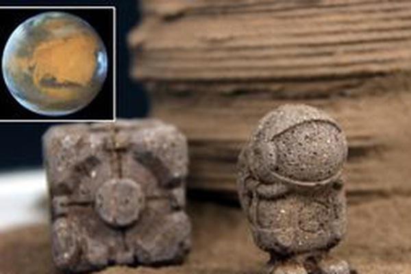 Bằng chứng người ngoài hành tinh sống trên sao Hỏa