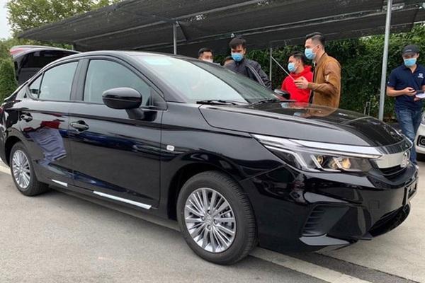 Honda City 2021 sớm về Việt Nam, giá bán bao nhiêu?