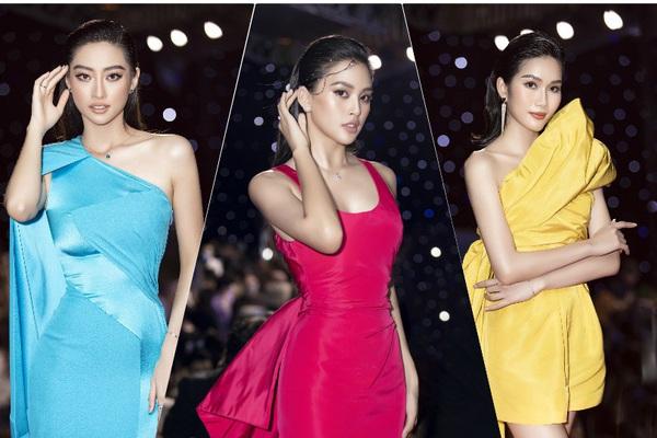 """Trần Tiểu Vy, """"mỹ nhân Cao Bằng chân dài 1m22""""... gây """"sốt"""" nhờ váy gợi cảm đẹp tựa nữ thần"""