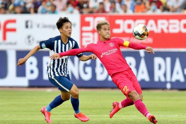 Hà Nội FC chiêu mộ cầu thủ thứ 4 từ Sài Gòn FC