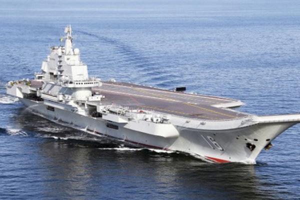 Trong mắt tướng lĩnh Mỹ, tàu sân bay Trung Quốc chỉ là... phế phẩm