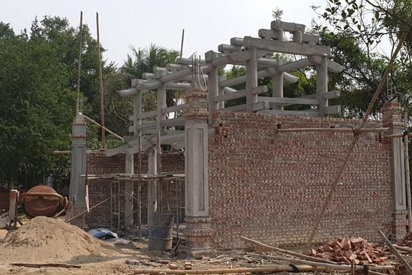 Nghệ An: Xử phạt hành chính 110 triệu đồng, buộc tháo dỡ chùa xây 'chui' triệu đô