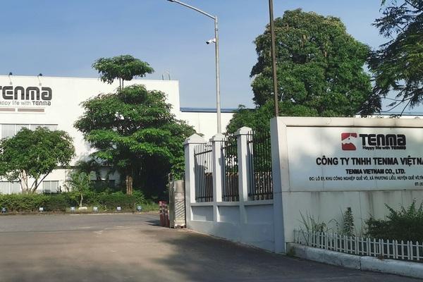 Nghi vấn hối lộ công chức Việt Nam 5,4 tỷ, công ty Tenma kinh doanh thế nào?