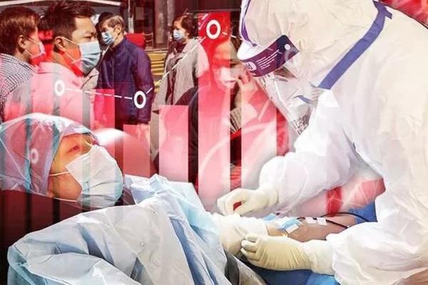 """Phong tỏa bệnh viện Trung Quốc """"nội bất xuất, ngoại bất nhập"""" vì hàng trăm người phơi nhiễm Covid-19"""
