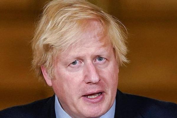Thủ tướng Anh bị biến chứng sau khi mắc Covid-19