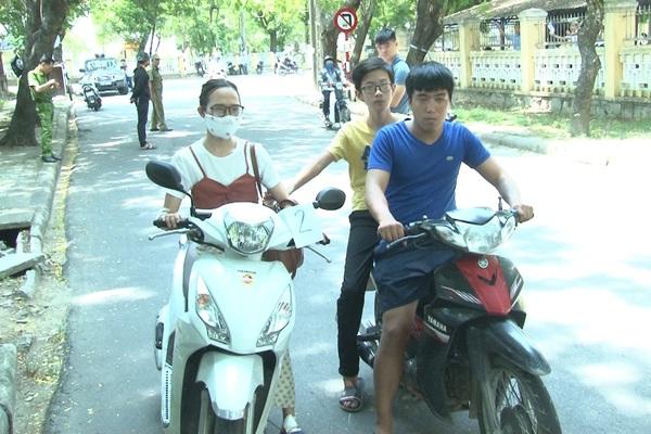 Thiếu tiền ăn chơi, 3 thanh niên gây ra hàng loạt vụ cướp giật