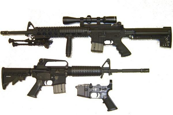 """Tiết lộ sức tàn phá của """"súng trường thảm sát"""" Mỹ"""