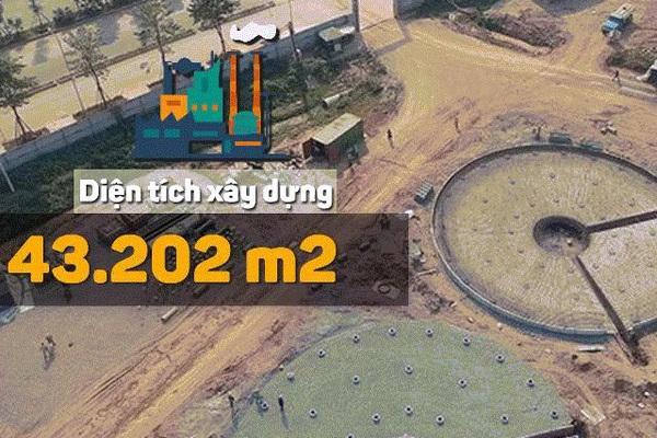 """Toàn cảnh dự án Hệ thống xử lý nước thải Yên Xá """"giải cứu"""" sông Tô Lịch"""