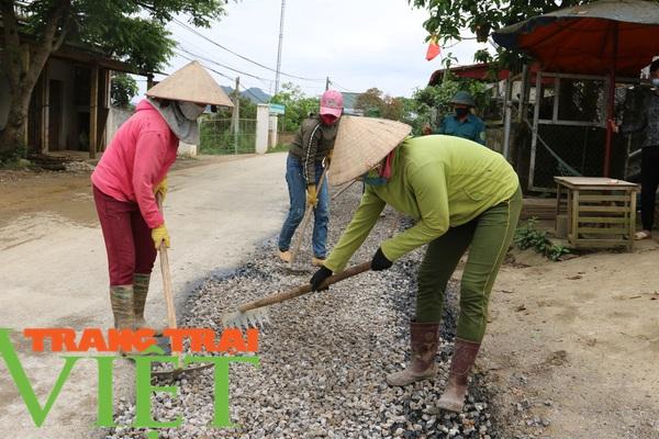 Nông thôn mới Sơn La: Lan tỏa phong trào chung sức xây dựng nông thôn mới