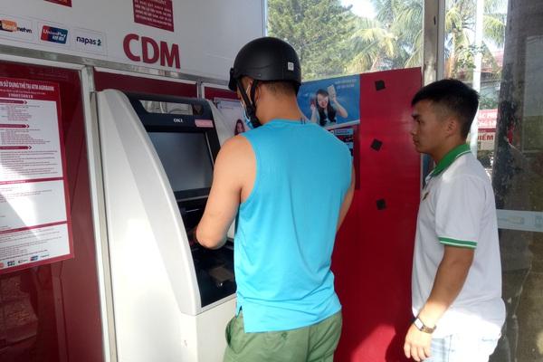 Máy CDM Agribank: Những lợi ích vượt trội vì khách hàng