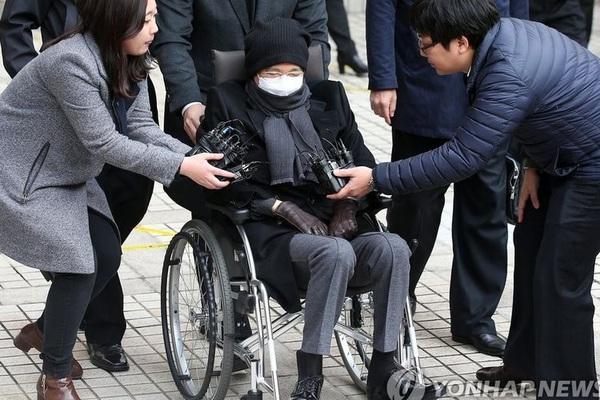 """Gia tộc Samsung và nỗi """"ám ảnh"""" với căn bệnh teo cơ mác"""