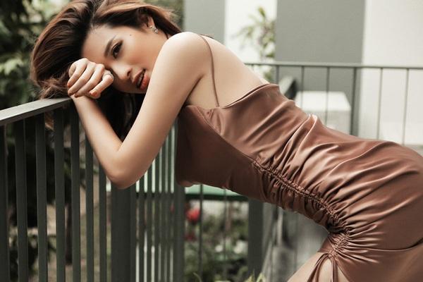 Hoa hậu Phan Hoàng Thu khoe thân hình nóng bỏng hậu giãn cách xã hội