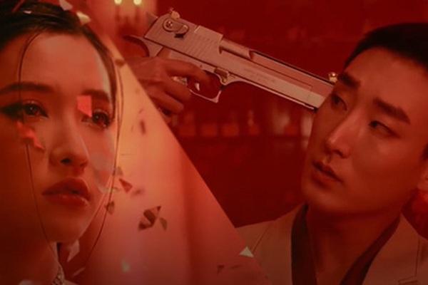 """Bích Phương tung """"một cú lừa"""" ngoạn mục với loạt cảnh tình tứ, nóng bỏng"""